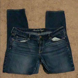 AEO Skinny Jeans 14 SHORT